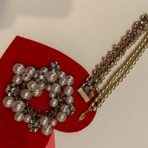 Jewelry - Bracelet collection-pearly